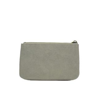 Mila Louise Briny Lizard GM Silver Pocket
