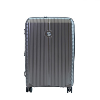 Jump Sondo Valise Moyenne 66cm 4 Roues Extensible Champagne