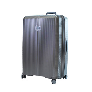Jump Sondo Valise 76cm 4 Roues Extensible Champagne