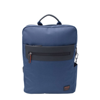 Jump Stripe 2 Anti-theft Backpack 40cm PC 15.6 Marine