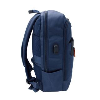 Jump Stripe 2 Backpack Computer 15.6 40cm 2 compartment - Navy