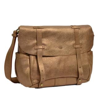 Mila Louise Bernie New Glitter Crossbody Bag Camel