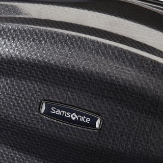 Samsonite Lite-Shock Spinner 55cm Valise Cabine Trolley 4 roues Black marque