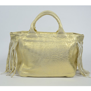 Virginie Darling Sac A Main Baby Darling Bubble White Or