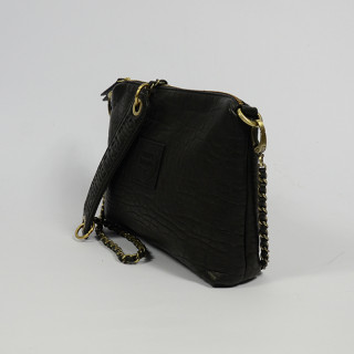 Virginie Darling Chacha Bubble Black Pocket