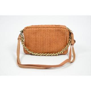 Mila Louise Mama NT Camel Shoulder Bag