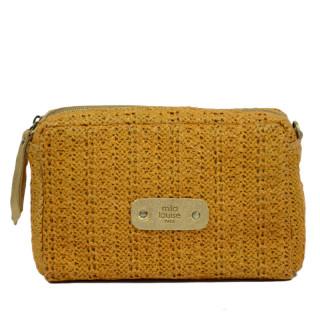 Mila Louise Mama NT Mustard Shoulder Bag