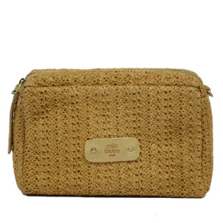 Mila Louise Mama NT Sand Shoulder Bag