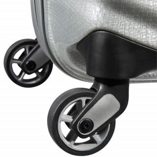 Samsonite Lite-Shock Spinner  Valise Trolley 4 roues Silver 5