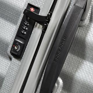 Samsonite Lite-Shock Spinner  Valise Trolley 4 roues Silver 6