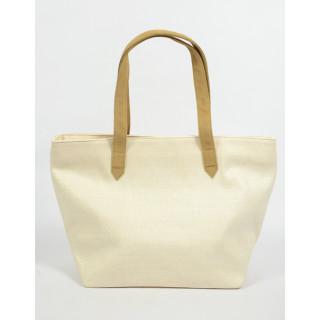 Mila Louise Peggy JT Cabas Latte Bag