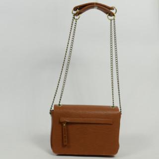 Virginie Darling Mini Bag Chacha Bubble Honey