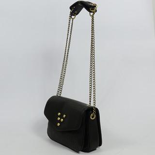 Virginie Darling Mini Bag Chacha Bubble Black