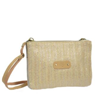 Mila Louise Natasha Wheat 3 Silver Pocket