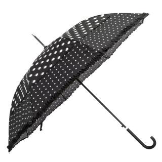 Lollipops Parapluie Imprimé Danni Pois Noir