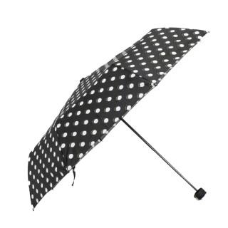 Lollipops Parapluie Pliant Danni Pois Noir