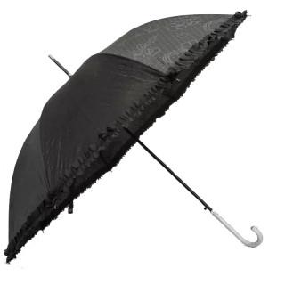 Lollipops Parapluie Imprimé Douceur Fleuri Noir