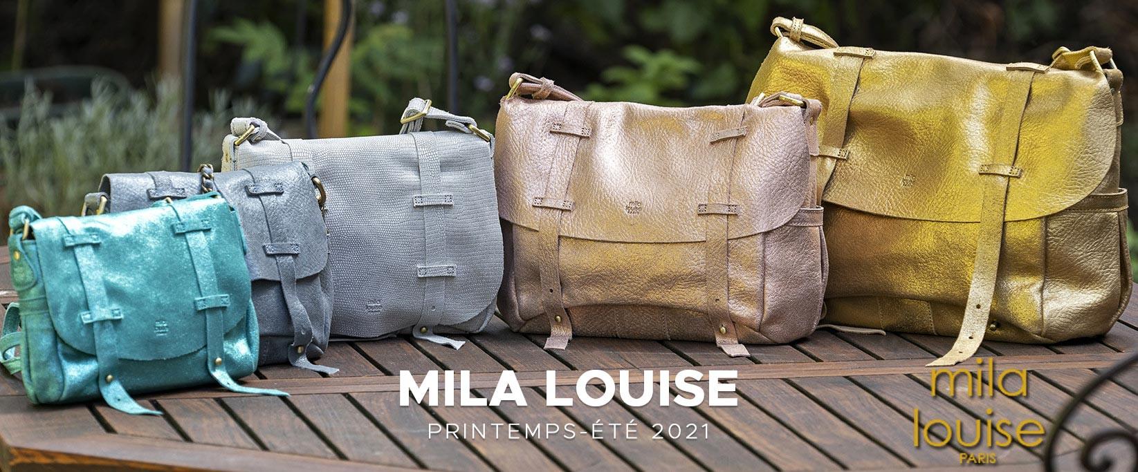 Nos nouveautés Mila Louise